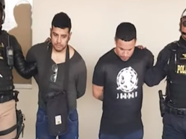 Santa Anita: capturan banda con 25 mil soles que acaban de robar