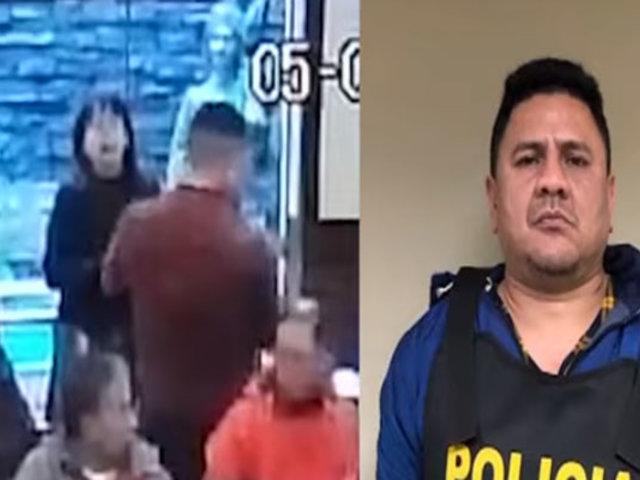 Ladrón que robó cartera con modalidad de ´fotografía´ fue capturado