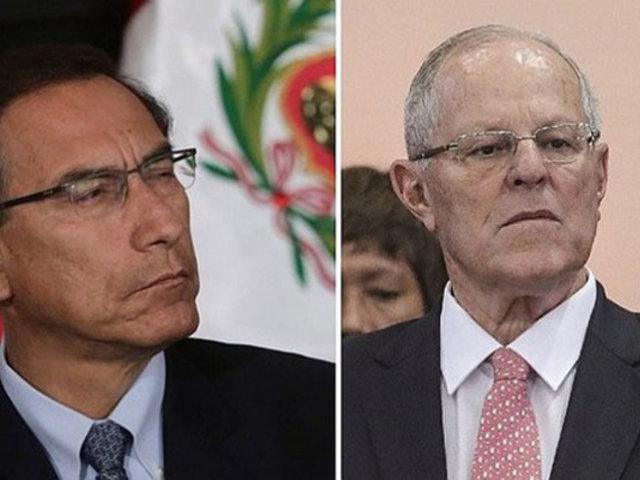 """Analista sobre los chats de Vizcarra: """"lo más grave sería su participación en el golpe contra PPK"""""""