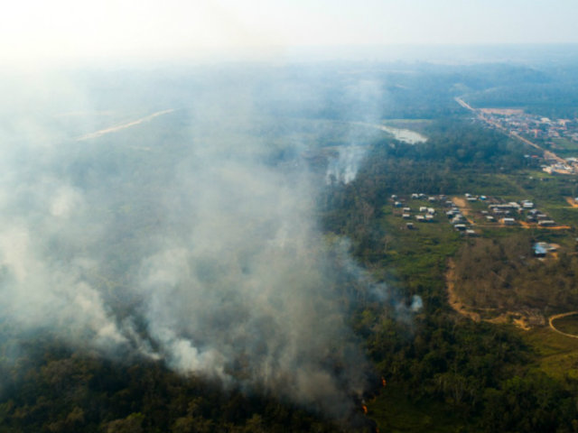 Ministerio del Ambiente: incendios forestales en Amazonía no se han extendido a Perú