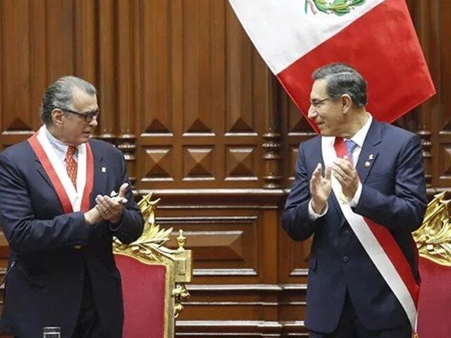 Pedro Olaechea plantea que diálogo con Vizcarra sea en  la iglesia San Francisco