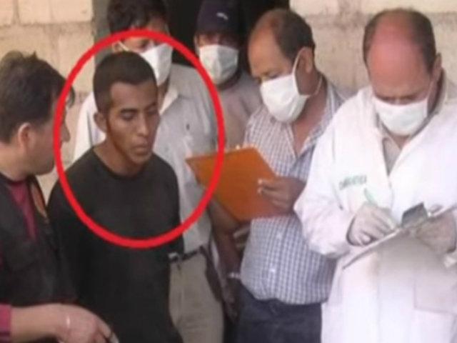 Tacna: hombre que purgaba cadena perpetua cometió doble asesinato en penal