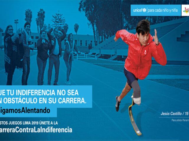 Lima, una ciudad que se une a la barrera contra la indiferencia