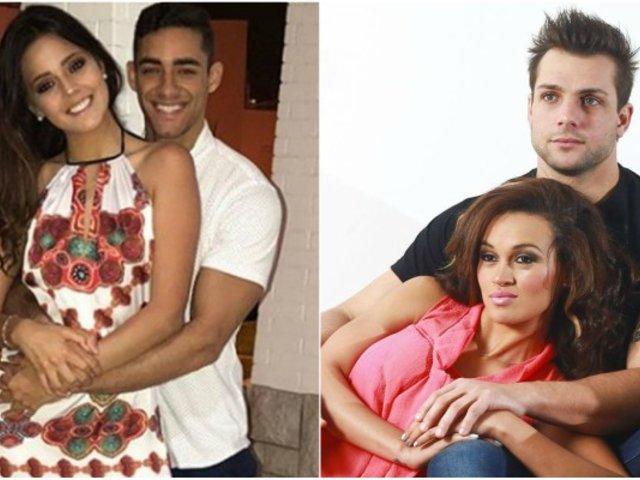 Estas son algunas parejas de famosos que tuvieron relaciones muy tóxicas