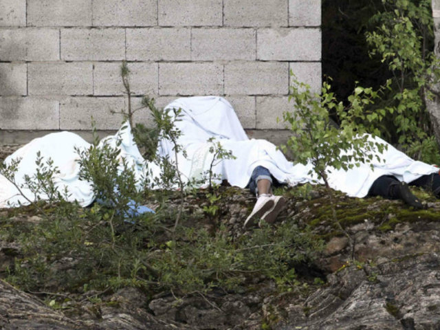 España: hallan alrededor de 300 cadáveres sin enterrar en cementerio