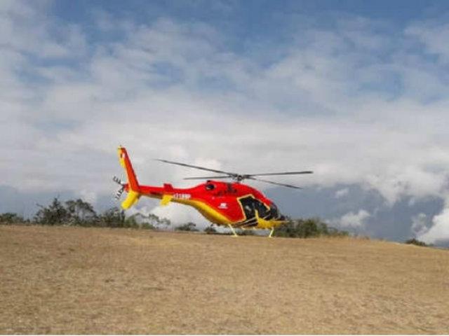 Ministerio de Cultura sancionará a empresa de helicóptero que aterrizó en Choquequirao