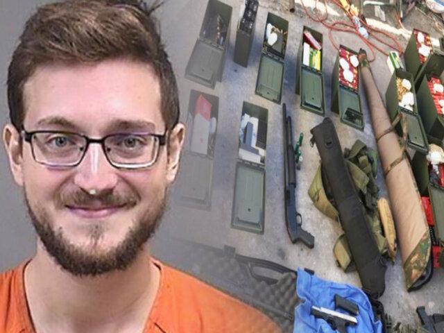 EEUU: detienen a sujeto que planeaba un tiroteo masivo en Ohio
