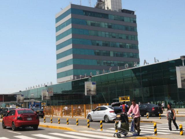 Advierten irregularidades tras ruptura de acuerdo para ampliar aeropuerto Jorge Chávez