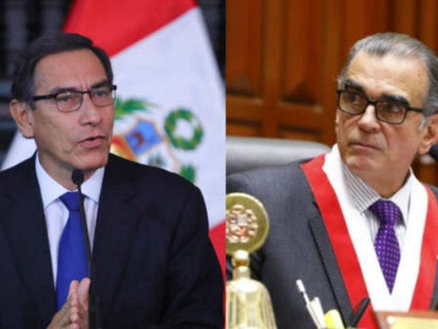 Ibo Urbiola: Mientras no haya diálogo y voluntad, estancamiento Ejecutivo-Congreso se prolongará