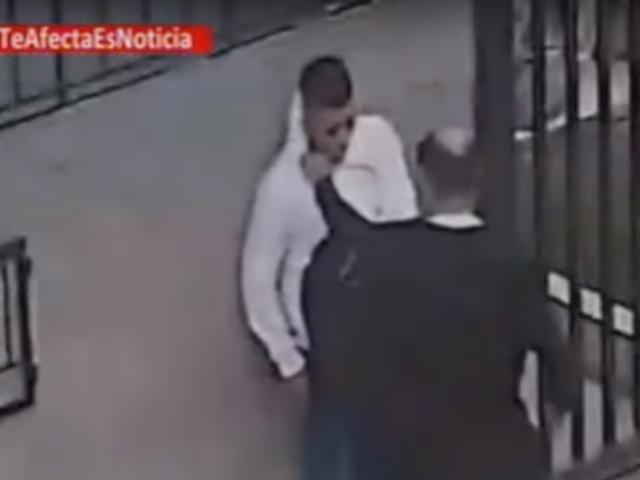 Policía y serenazgo frustra robo a universitario en Pueblo Libre