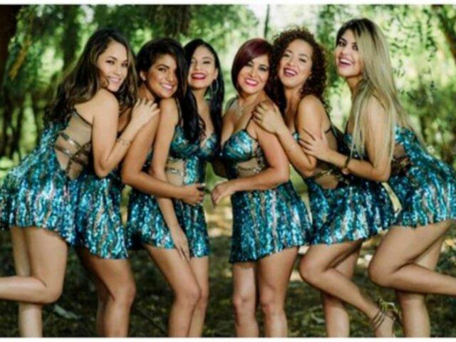 Corazón Serrano: cantante de agrupación anuncia su embarazo