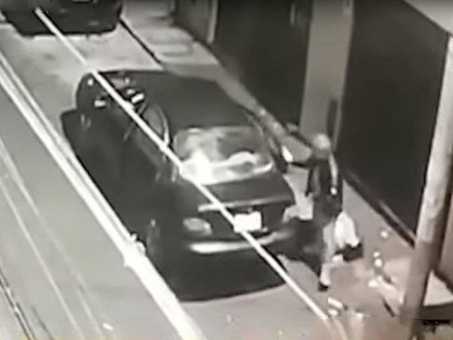 "La Victoria: cae falso taxista que ""pepeaba"" a sus pasajeros"