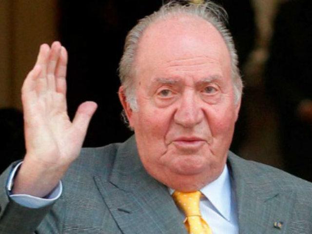 España: descartan que operación a Juan Carlos I sea de gravedad