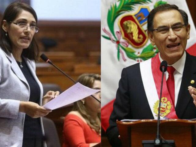 """Vizcarra dejó en claro que aún recuerda los insultos del chat """"La Botica"""""""