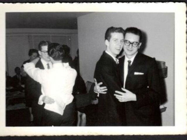 EEUU: difunden misteriosas fotos de bodas gays celebradas en los años 50's
