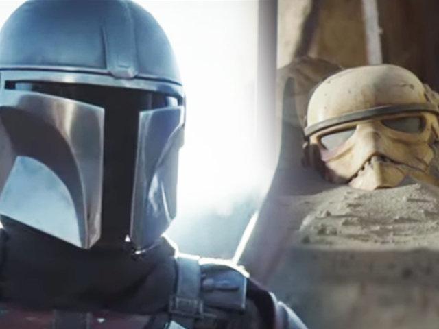 Star Wars: se estrenó el tráiler de la serie The Mandalorian
