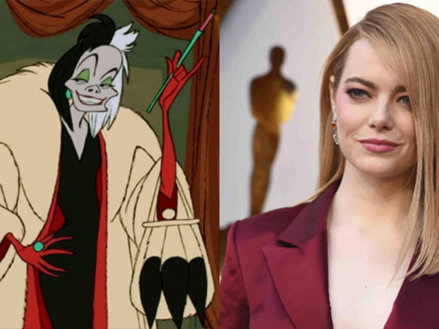 Así luce Emma Stone como 'Cruella de Vil' en la nueva película de Disney
