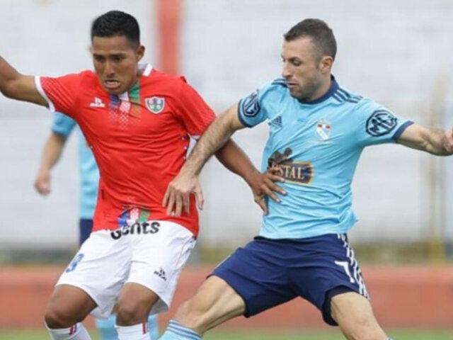 Torneo Clausura: Sporting Cristal cayó ante Unión Comercio en Moyobamba