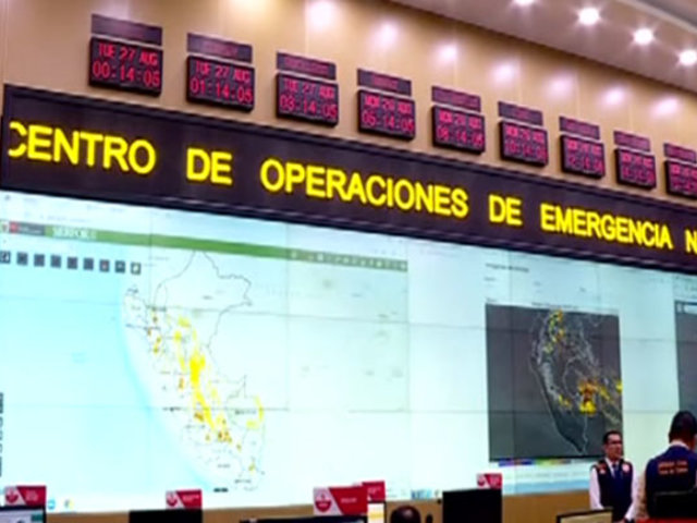 COEN informó que solo queda un incendio activo en la selva peruana