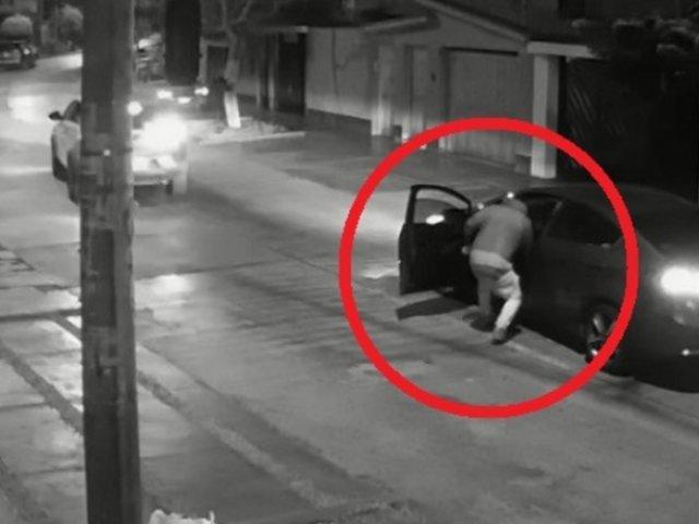 Pueblo Libre: taxista evitó robo de su auto por este detalle