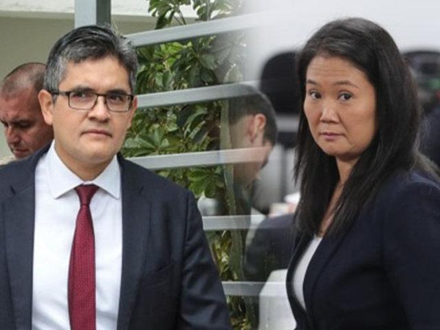 Caso Keiko Fujimori: interrogatorios a empresarios por aportes continúan este lunes