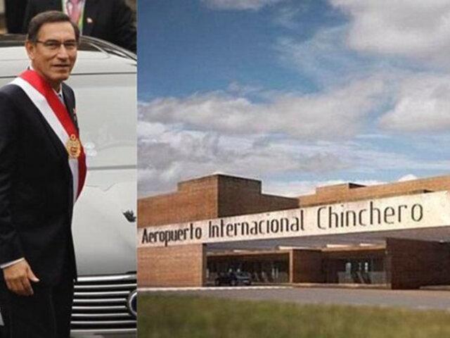 Caso Chinchero: reacciones tras presunta responsabilidad de Vizcarra