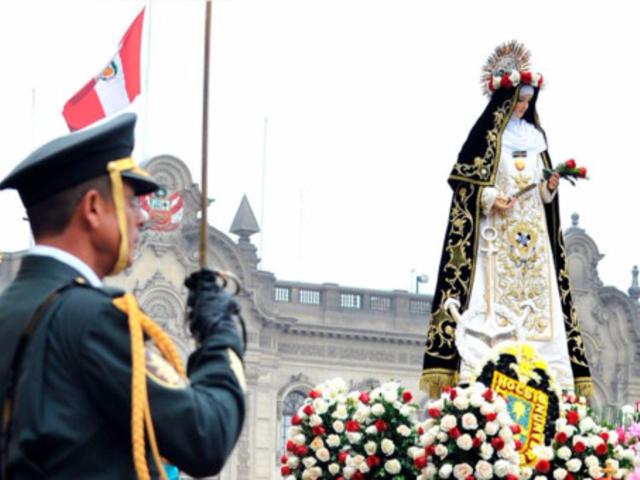 Conoce los desvíos de este 29 y 30 de agosto por la procesión de Santa Rosa de Lima