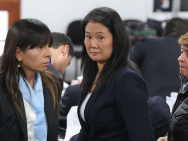 Caso Keiko: hoy se realizará audiencia para resolver discordia en recurso de casación
