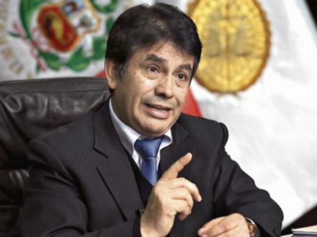 Tomás Gálvez: PJ dictó ocho meses de impedimento de salida del país