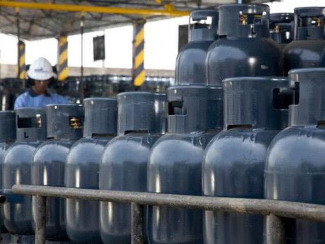 Opecu: precio del balón de gas debe bajar S/ 0.59 desde este viernes a nivel nacional