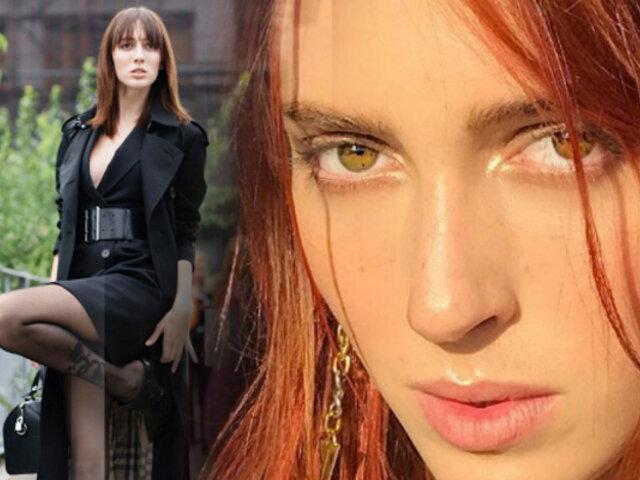 Chanel ficha a su primera modelo transgénero para millonaria campaña de belleza