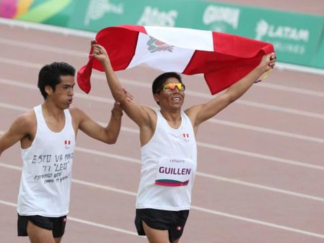 Rosbil Guillen logra primera medalla de oro para Perú en los Parapanamericanos 2019