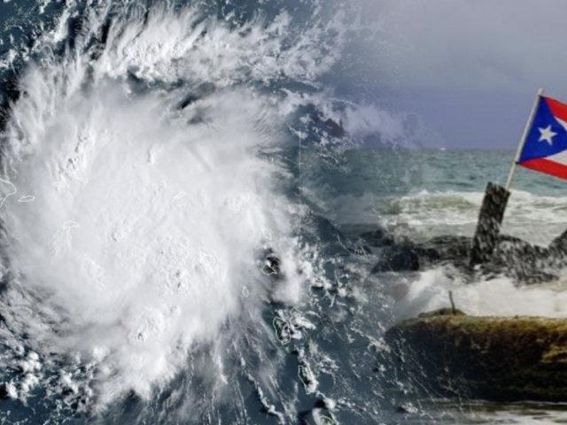"""Puerto Rico: """"Dorian"""" se convirtió en huracán y amenaza las costas de Florida"""
