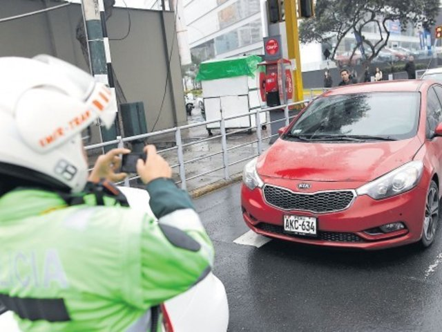 'Pico y placa': mañana no aplicará la restricción vehicular en Lima