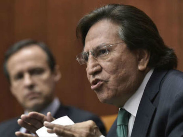 Heriberto Benítez: Toledo no es prófugo, solo está fuera del país
