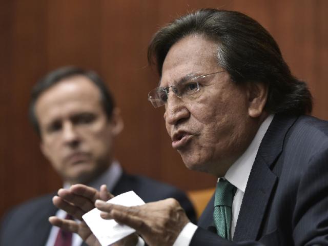 Alejandro Toledo: informe médico revela que fue intervenido en penal de EEUU