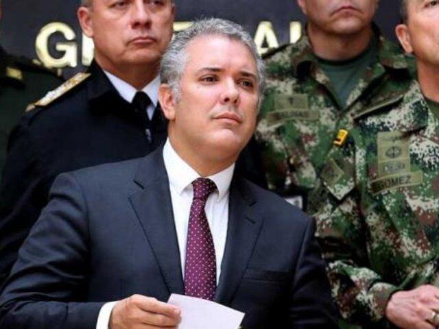Colombia: trabajadores convocan a gran huelga contra Gobierno de Iván Duque