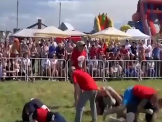 El deporte más salvaje del mundo se practica en Rusia