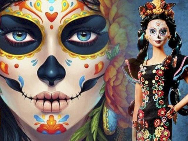 """Barbie Catrina: preparan edición especial para el """"Día de los Muertos"""" en México"""