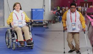 Así fue la destacada labor de voluntarios con discapacidad en Lima 2019