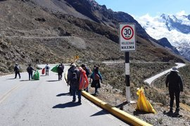 Áncash: retiran más de 1,000 kilos de residuos inorgánicos del parque Huascarán