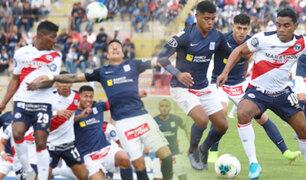 Alianza Lima empata con Municipal 2-2 en el Torneo Clausura