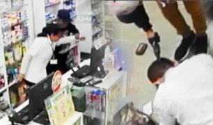 EXCLUSIVO | Terror en las farmacias: asaltaron más de 30 locales en siete meses