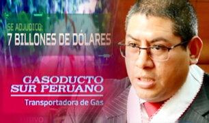 EXCLUSIVO | Licitación del Gasoducto a juicio: representantes de Barata y Nadine al banquillo