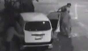 Comas: asesinan a comerciante en la puerta de su casa