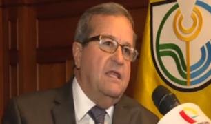 Alcalde de Miraflores pide al Congreso debatir de urgencia proyecto sobre circulación de motos