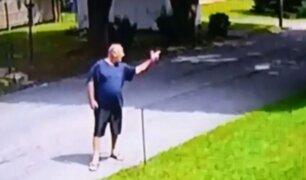 Hombre es declarado culpable por ''disparar'' a su vecino con los dedos