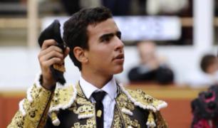 Francia: el torero peruano Joaquín Galdós sufrió brutal cornada