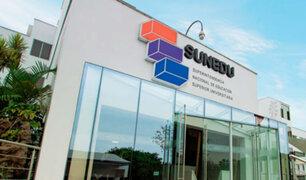 Por partida doble: Sunedu deniega licenciamiento a estas dos universidades