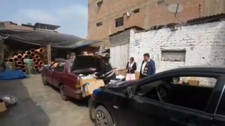 Capturan a 4 asaltantes con armamentos de guerra, granadas y chalecos antibalas